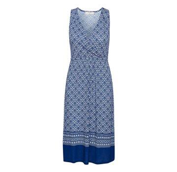 Cream Clothing Kleid | Georgia Dress - Deep Ultramarine