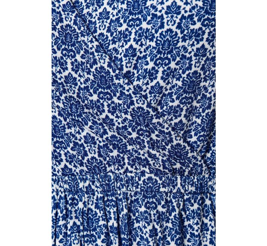 Kleid | Georgia Dress - Deep Ultramarine