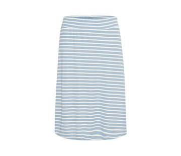 Cream Clothing Rock | Helena Skirt - Clear Blue Denim