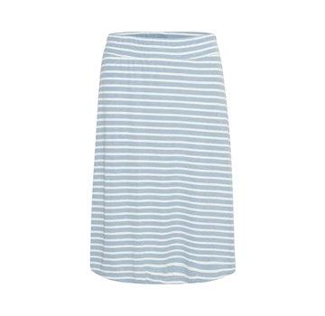 Cream Clothing Rock | Helena Skirt - Clear Blue Denim