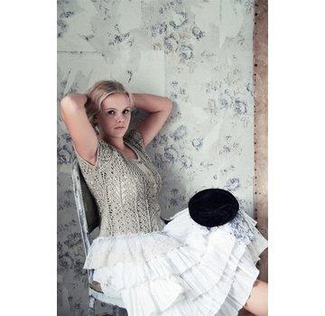 Jeanne d`Arc Living Bluse | Sweet Vintage - Beige | Grösse XS-S