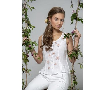 Jeanne d`Arc Living Gillettop - Bohemian past - White