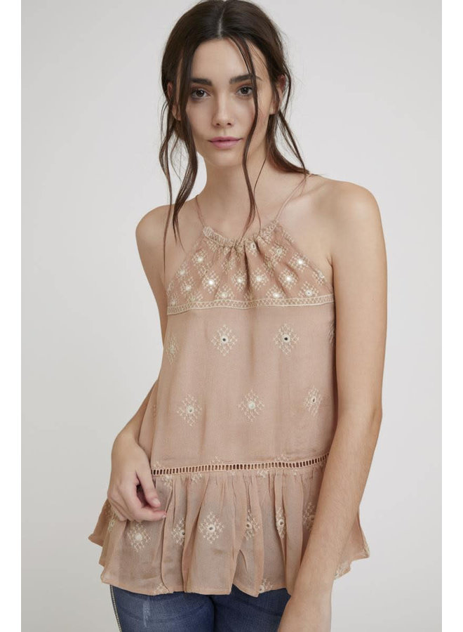 Top | Chevenny - Blush