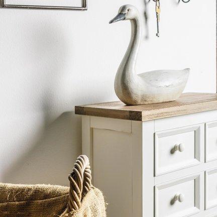 Wie im Landhaus auf Sylt - Möbelserie Tinnum