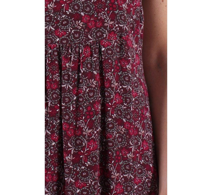 Kleid   Laya-grape