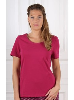 Sorgenfri Sylt Shirt | Palina-magenta