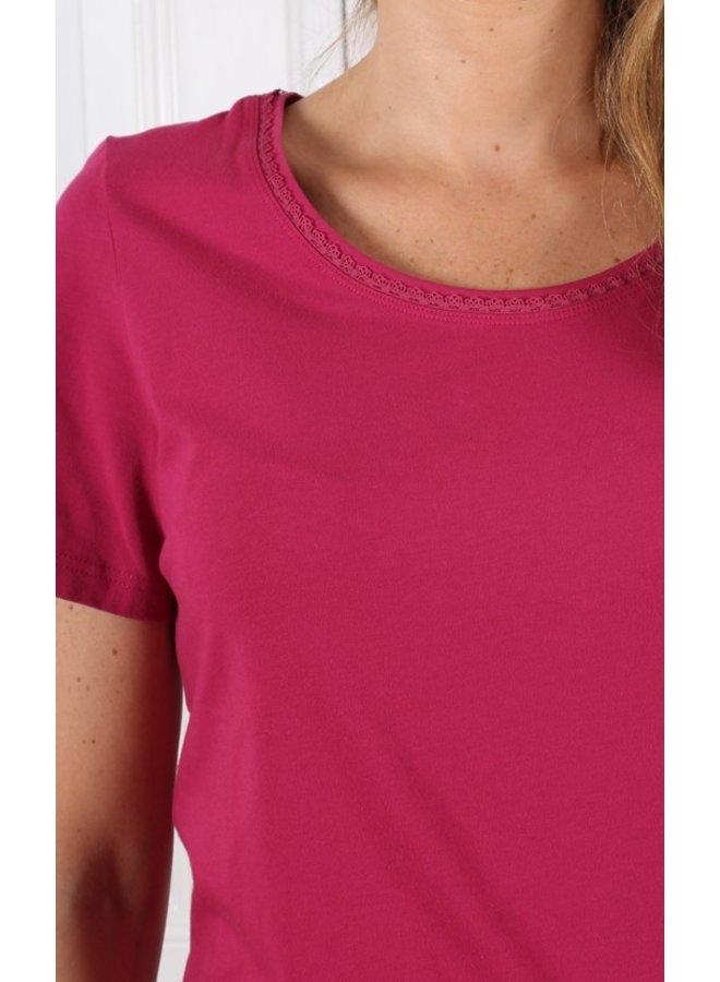 Shirt | Palina-magenta