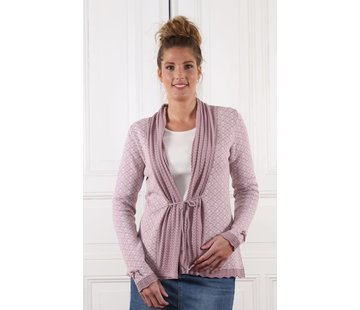 Sorgenfri Sylt Strickjacke | Rieka-powder