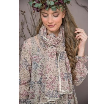Jeanne d`Arc Living Schal | Sweet and flowery