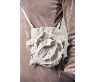 Jeanne d`Arc Living Mobile Bag - Nateltäschli | Rose - Linen