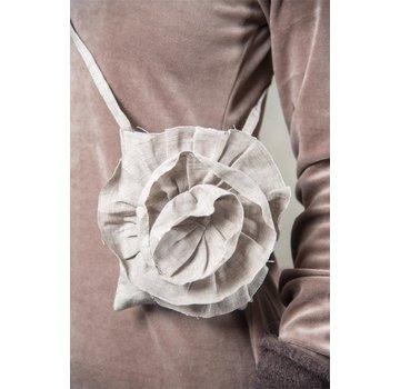 Jeanne d`Arc Living Mobile Bag - Nateltäschli | Rose - Linen