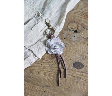 Jeanne d`Arc Living Schlüsselanhänger mit Blume
