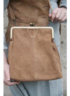 Jeanne d`Arc Living Leder Handtasche Hoch