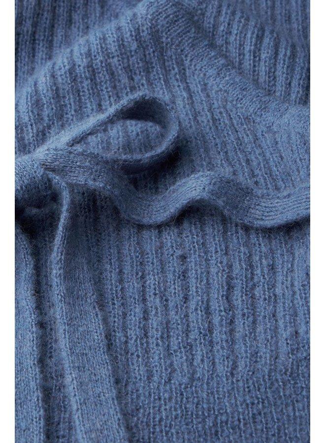 Cardy | Cardi Wrap Fluffy - Moonlight Blue