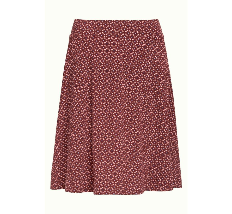 Rock | Sofia Skirt Namara - True Red