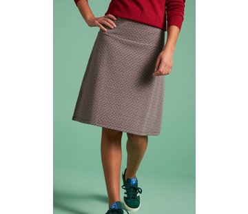 King Louie Rock | Border Skirt Flynn - Dragonfly Green