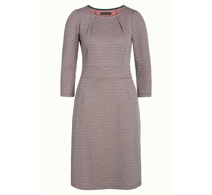 Kleid | Mona Dress Flynn - Dragonfly Green