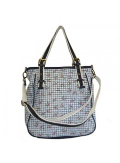 Noi Hamburg Shopper | Caria blue