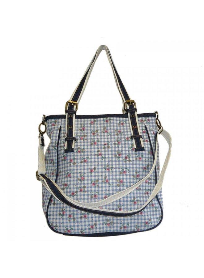 Shopper   Caria blue