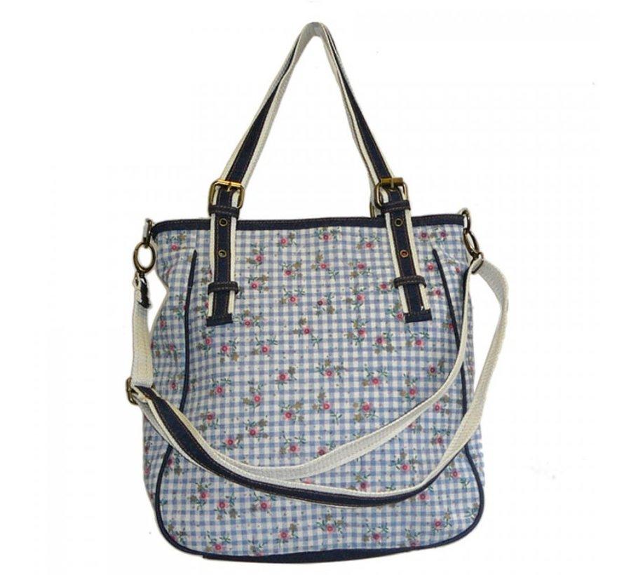 Shopper | Caria blue