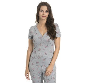 Vive Maria Pyjama   Ice Flower Pyjama - pearl blue allover