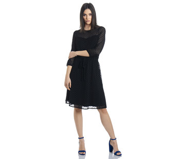 Vive Maria Kleid | La Minette Tulle Dress - black