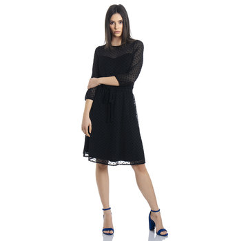 Vive Maria Kleid | La Minette Tulle Dress - black