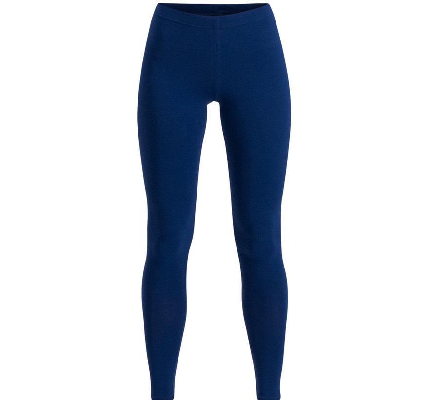 Leggings | logo leggings - back to blue