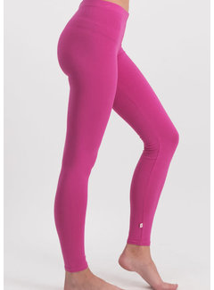 Blutsgeschwister Leggings | logo leggings - back to pink