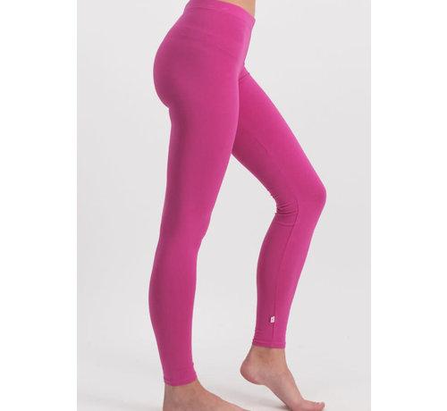 Blutsgeschwister Leggings | logo leggings - back to pink