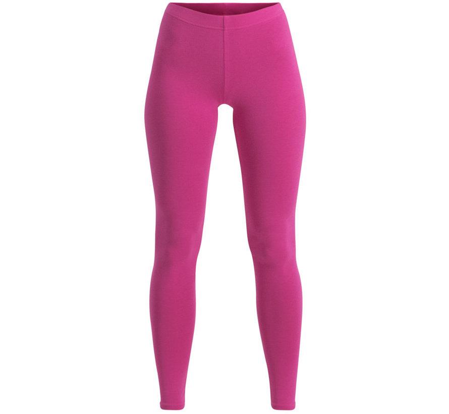 Leggings | logo leggings - back to pink