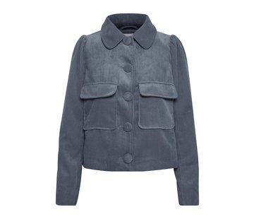 Cream Clothing Jacke   Tria jacket - Infinity blue