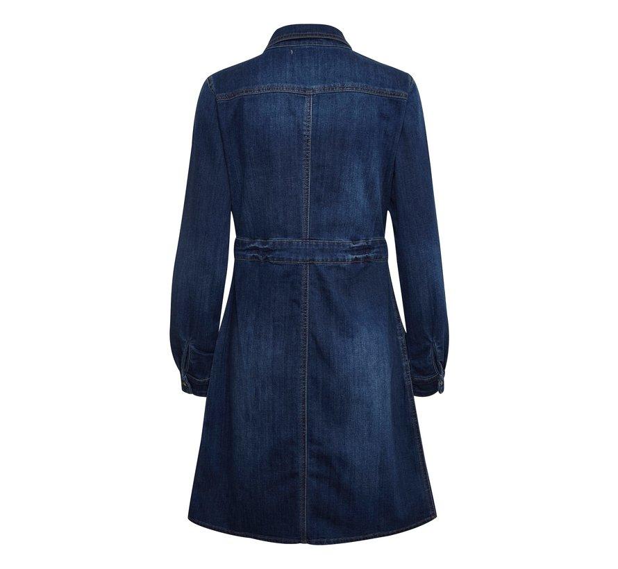 Kleid   Spica Denim Dress - Denim Melange