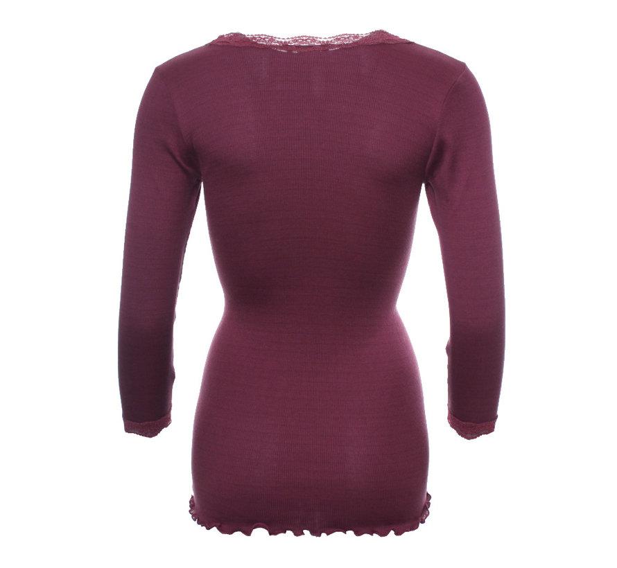 Shirt | Lynn-grape