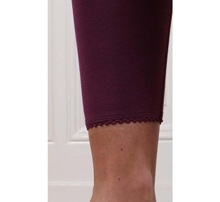 Leggings   Antje-grape