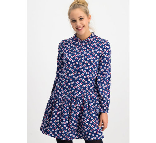 Blutsgeschwister Mini-Kleid   new romantics minidress - dorothy doily