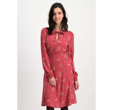 Blutsgeschwister Web-Kleid | greta in love robe - hillbilly friendship