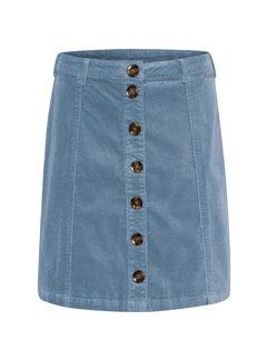 Cream Clothing Rock | Tria Skirt - Infinity Blue