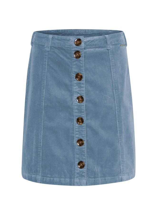 Rock   Tria Skirt - Infinity Blue