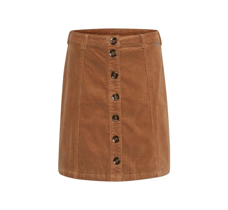 Rock   Tria Skirt - Soft Camel