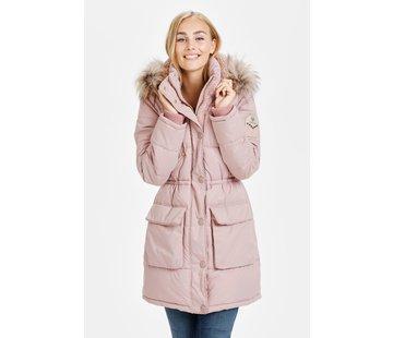 Cream Clothing Mantel | Wildnor Coat - Deep Powder
