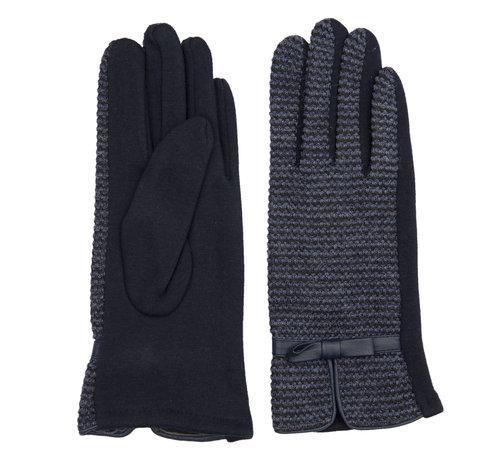 Clayre & Eef Handschuhe - Scottish blue
