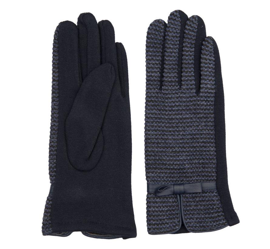 Handschuhe - Scottish blue