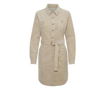 Cream Clothing Kleid   Silja Dress - Light Beige