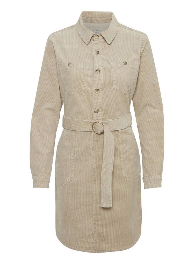 Kleid | Silja Dress - Light Beige