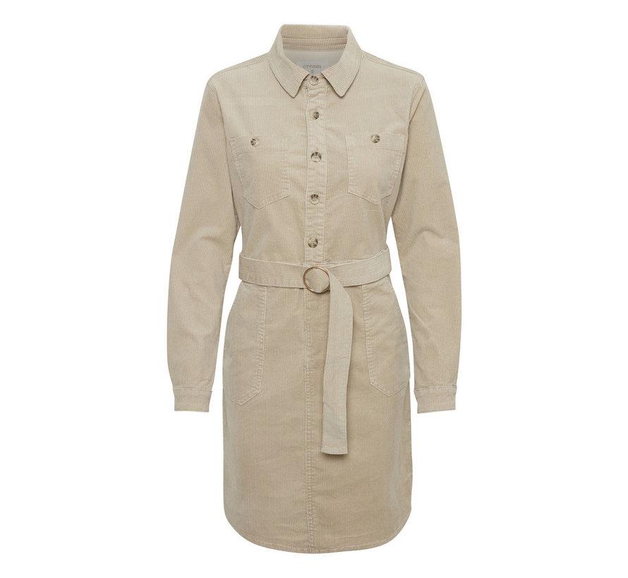 Kleid   Silja Dress - Light Beige