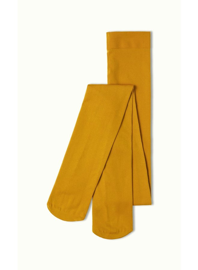 Strumpfhosen   Tights Solid - Sunset Yellow