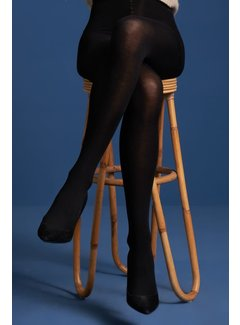 King Louie Strumpfhosen | Tights Modal - Black