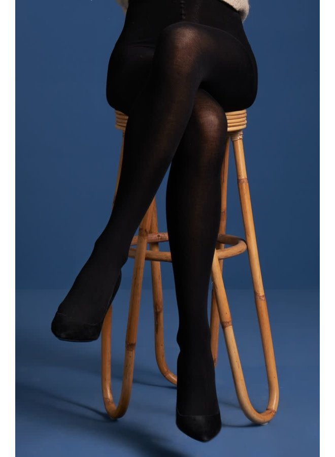 Strumpfhosen | Tights Modal - Black