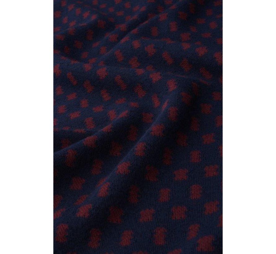 Kleid | Duffy Dress Peroni - Blue